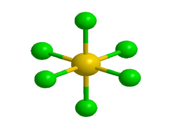 六氟化硫 CAS#: 2551-62-4(图1)