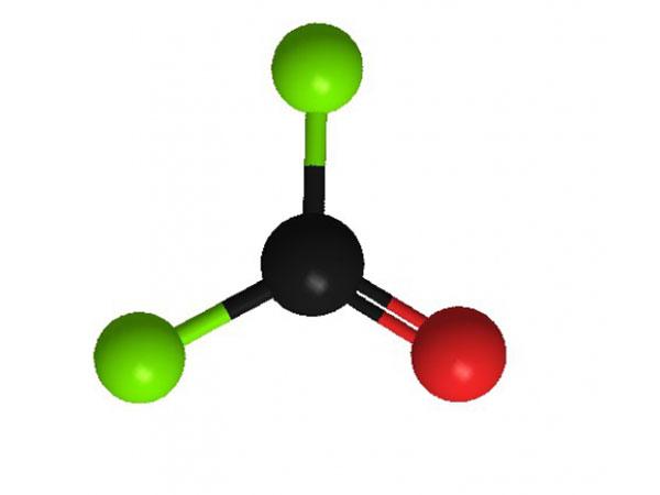 碳酰氟 CAS#: 353-50-4(图1)